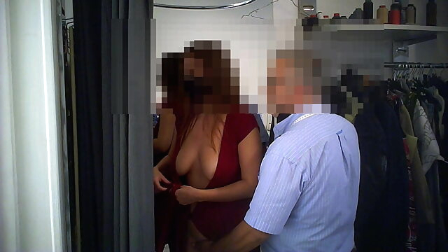 CARLA-C: EXHIBITION AT THE.. public nudity hidden camera upskirt