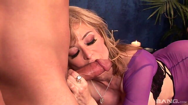 Best of Nina Hartley, HQ blonde cumshot lesbian