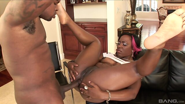 Brown Sugar - Kapri Styles anal big ass creampie