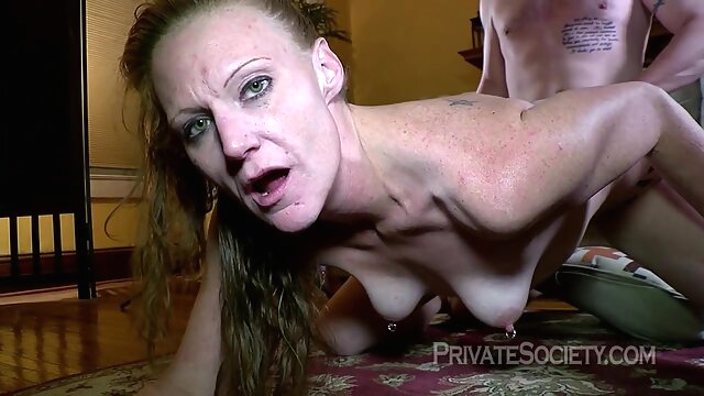 Rhonda From The Bar blonde hd mature