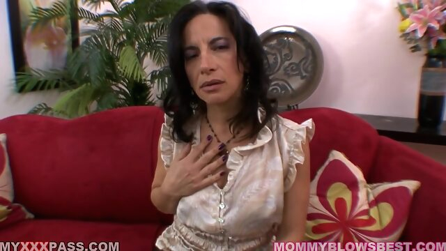 Mellisa Monet - Mature big ass 5 big tits brunette cumshot