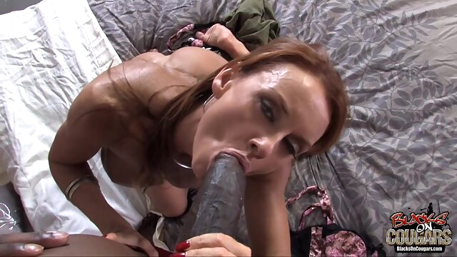 Exotic adult video MILF new.. big cock big tits brunette