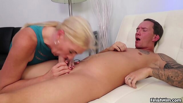 NEW CUM FOR MOMMY with.. blowjob cumshot mature