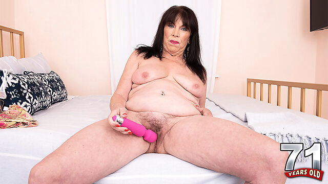 Surprise It's 71-Year-Old Christina Starr - Christina Starr - 60PlusMilfs big ass big tits brunette