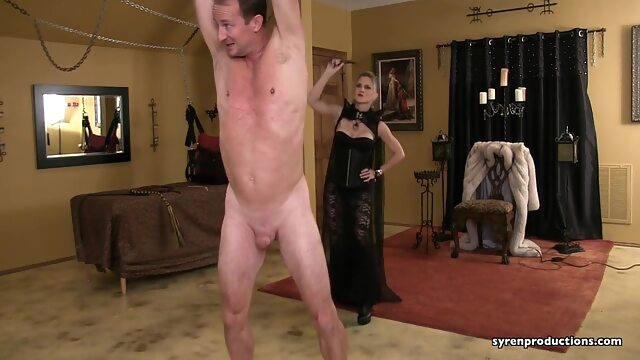 Countess gets a full body whipping bdsm big cock blonde