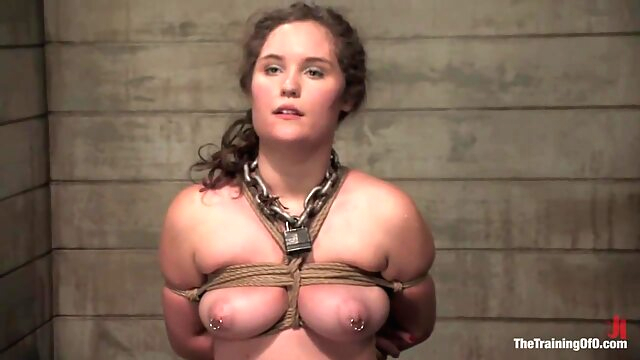 Charlotte Vale in Second day.. bdsm big tits brunette
