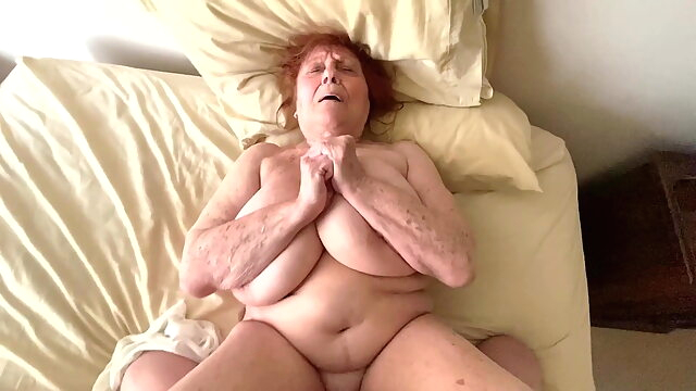 Naughty Granny Satisfies Insatiable Desire For Young Cock amateur bbw mature