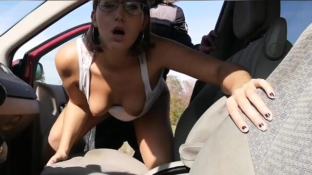 She's finally fucking the voyeur amateur upskirt milf