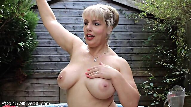 Danielle T. - Mature Women - Outdoor big tits blonde hd