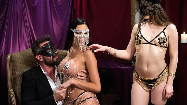 ZZ Nuit Rouge Free Video With Manuel Ferrara & Azul Hermosa - Brazzers big tits brunette fetish