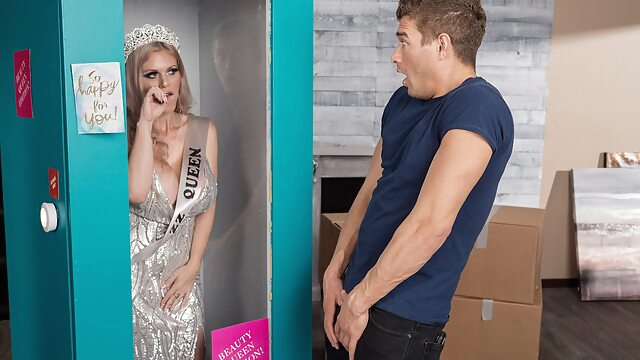 All Dolled Up: Beauty Queen Edition Free Video With Xander Corvus & Casca Akashova - Brazzers big ass big tits high heels
